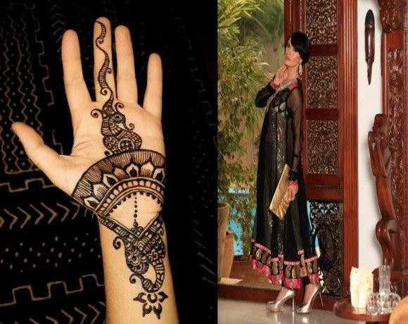 Rajasthani Mehndi Designs For Eid