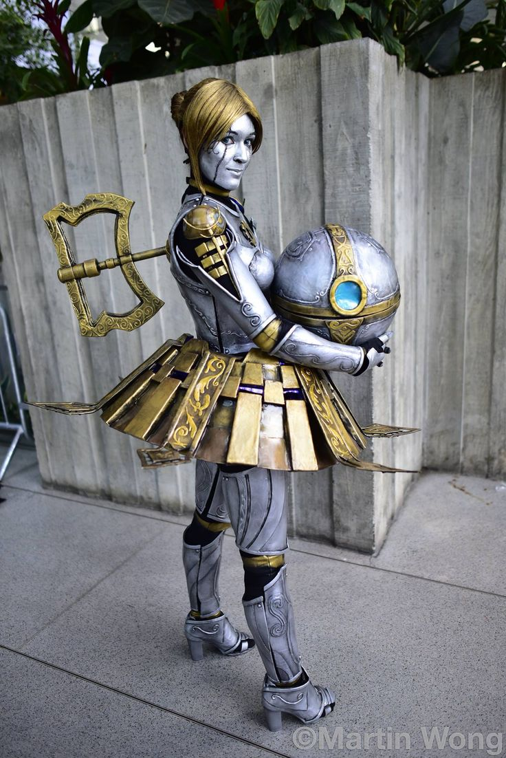 Orianna (League of Legends) #cosplay at PAX Prime 2015 | Photo by Martin Wong