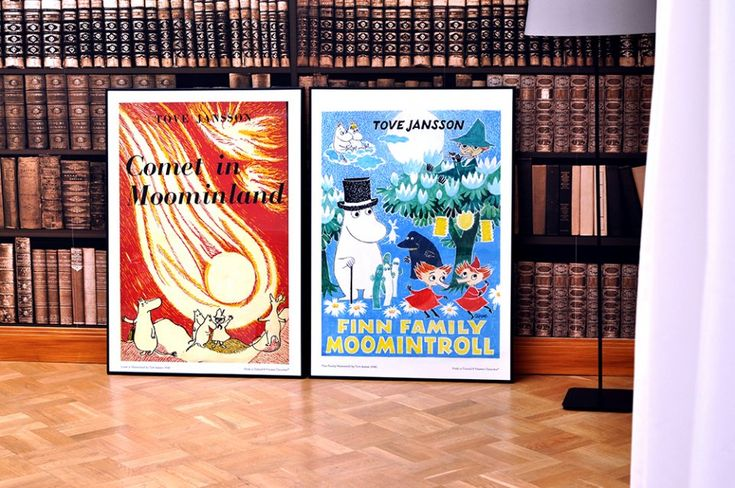 Comet in Moominland & Finn Family Moomintroll  http://shop.moomin.com/products/moomin-poster-finn-family-moomintroll  http://shop.moomin.com/products/moomin-poster-comet-in-moominland