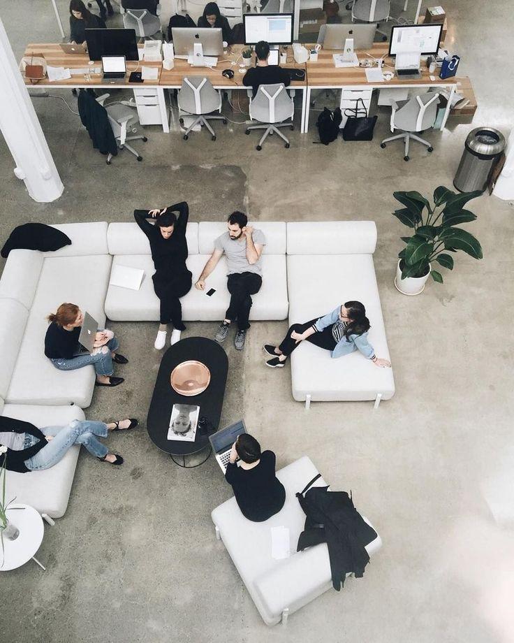 42 Relaxing Modern Office Space Design Ideas