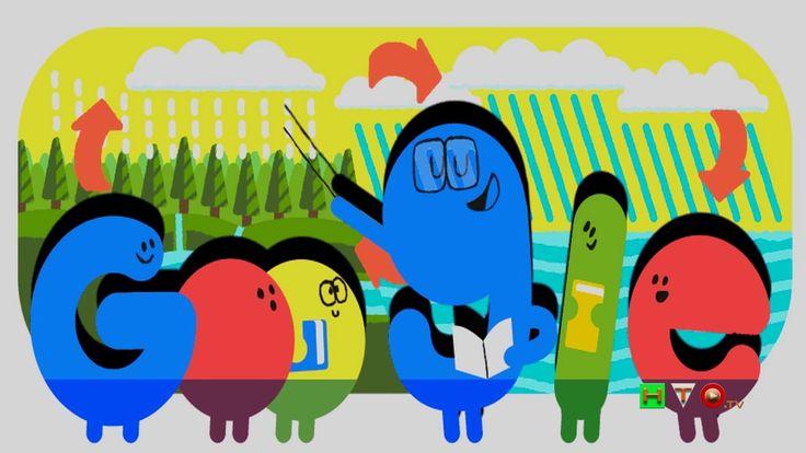 Doodle di Google celebra Teacher's Day 2017 nella Repubblica Ceca e Slov...