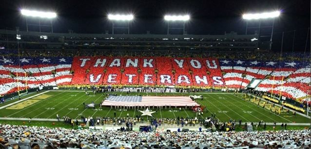 Veterans Day Trivia Questions | Happy Veterans Day Tribute | 2015 Veterans Day Memorial | Hooters of Veterans Day USA - We are thankful for your Service!