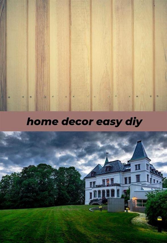 Home Decor Easy Diy 209 20181225192354 62 Accents Home Decor