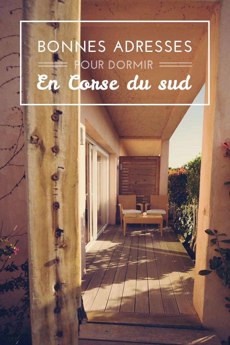 Où dormir en Corse du sud? Les bons plans!