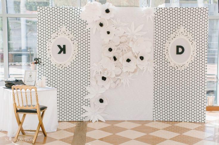 CHANEL WEDDING| свадьба в стиле Шанель