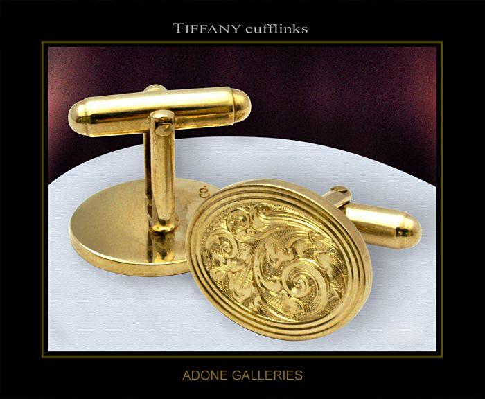 Tiffany cufflinks
