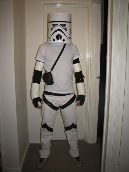 70 best diy star wars costumes images on pinterest carnivals 40 more unique and funny pop culture halloween costumes on a budget solutioingenieria Image collections