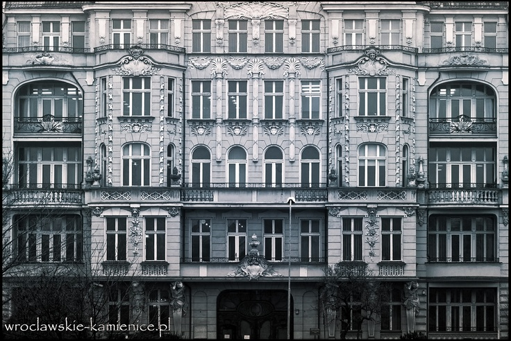 ul. Podwale Wroclaw Poland