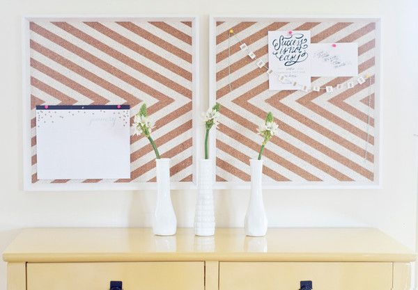Corkboard - 20 Of The Internet's Best IKEA Hacks - Photos