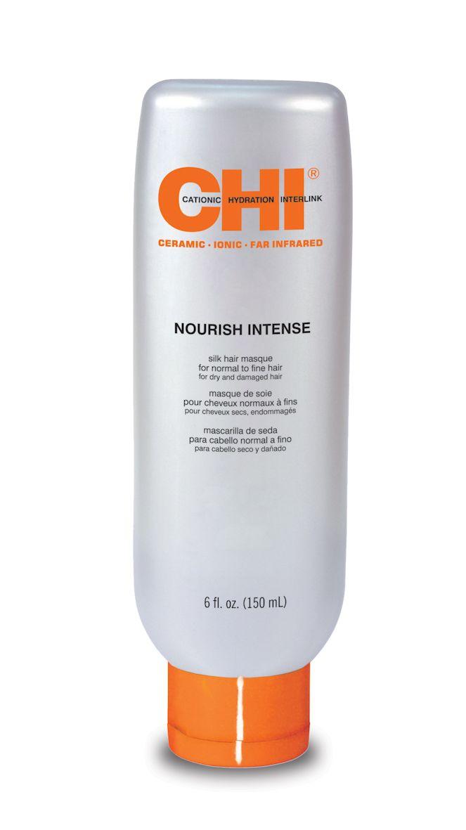 CHI Nourish Intense Silk Hair Masque Voor normaal tot fijn haar