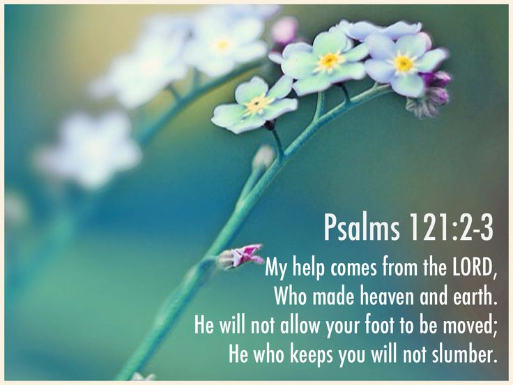 Image result for psalm 121:2-3