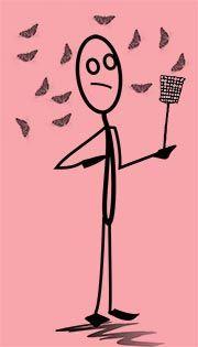 Motten bekämpfen - Was hilft gegen lästige Motten in der Wohnung?