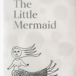 草間彌生のイラストで蘇る童話人魚姫日本語版は今秋発売予定