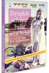Recension av Dyngkåt och hur helig som helst med Mia Skäringer.