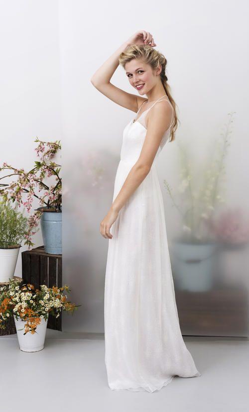 48 besten Hochzeitskleider Bilder auf Pinterest | Brautkleider ...