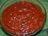 Соус к шашлыку, стейкам и жареному мясу