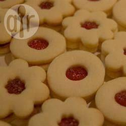 Венское песочное печенье с вареньем @ allrecipes.ru