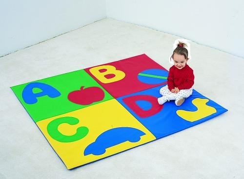 $177.00 (CLICK IMAGE TWICE FOR UPDATED PRICING AND INFO) Kids Play Furniture - A-B-C-D Mat - Childrens Factory - CF362-121.See More Childrens Play Furniture at http://www.zbuys.com/level.php?node=4045=childrens-play-furniture