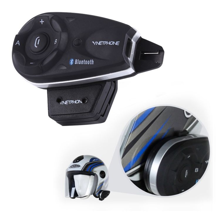 72.76$  Buy now - http://alih93.shopchina.info/1/go.php?t=32813977735 - 1x Bluetooth Motorcycle Helmet Interphone Intercom Headset V5 1200M Full Duplex Support 5 Users Car-Styling  #buychinaproducts