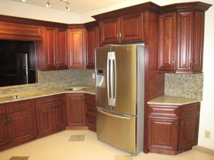 Best Cherry Wood Kitchen Cabinets Thumb 42 Off All Wood 400 x 300