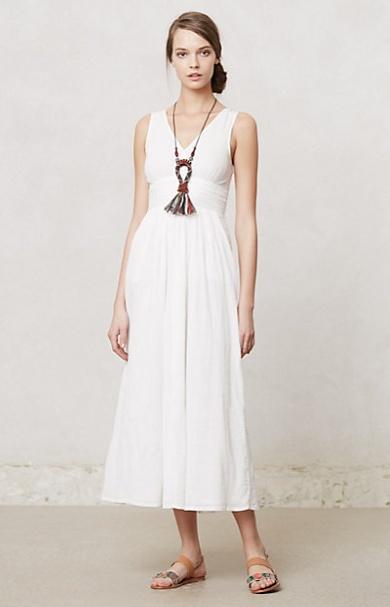 Classic summer dress