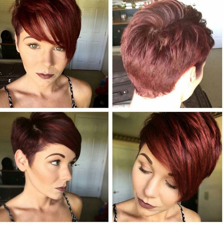 Love This Cut From Nothing But Pixies Hair Pinterest Coiffures