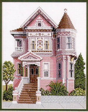 Shaner Home (Alameda, CA)  My first Victorian.  Love it.