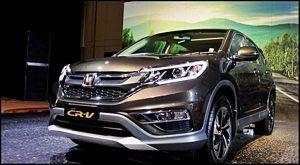 Harga Honda CRV Pati