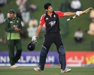 Once regarded as a misfit for ODIs, Cook has proved everyone wrong with back-to-back hundreds. Kudos to ECB for sticking with him, he seems to be following Rahul Dravid as far as his ODI career is concerned.