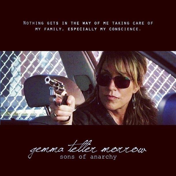 Sons Of Anarchy, mama Gemma