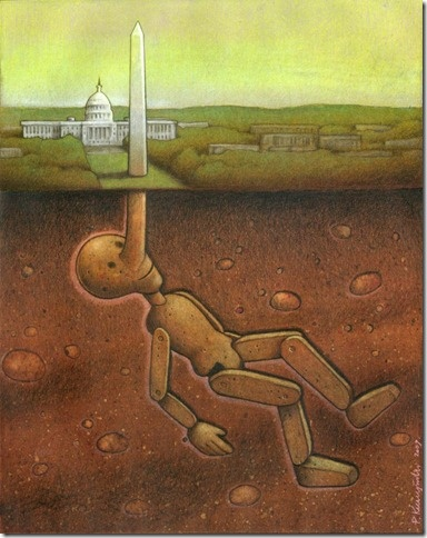 Kuczynski: The white House