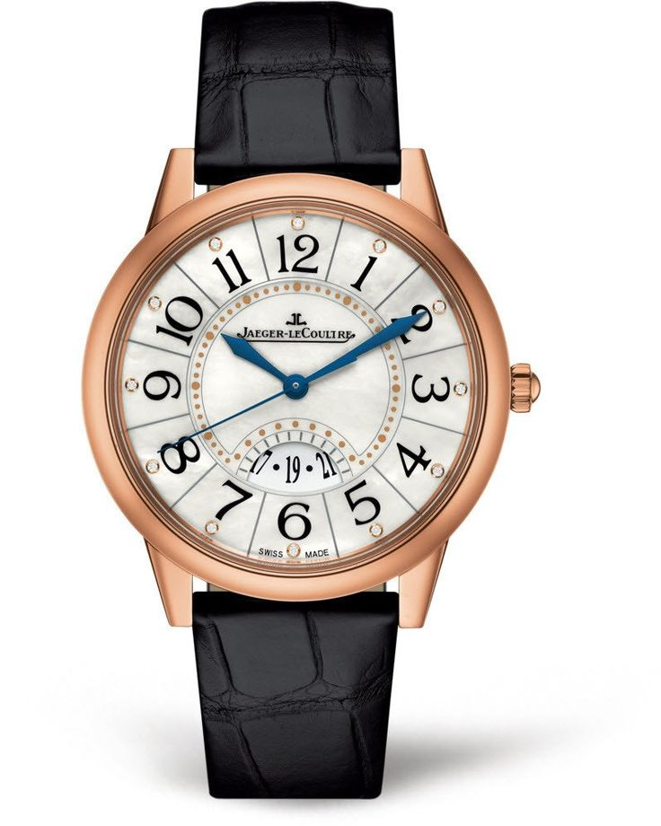 @jlcwatches Rendez Vous 18K Rose Gold #add-content #bezel-fixed #bracelet-strap-leather #brand-jaeger-lecoultre #case-depth-8-7mm #case-material-rose-gold #case-width-37-5mm #date-yes #delivery-timescale-1-2-weeks #dial-colour-white #gender-mens #luxury #movement-automatic #new-product-yes #official-stockist-for-jaeger-lecoultre-watches #packaging-jaeger-lecoultre-watch-packaging #style-dress #subcat-rendez-vous #supplier-model-no-q3542490 #warranty-jaeger-lecoultre-official-3-yea...