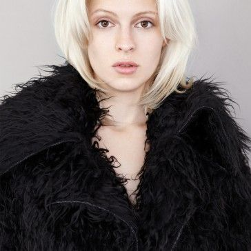 Anna Gregory faux fur