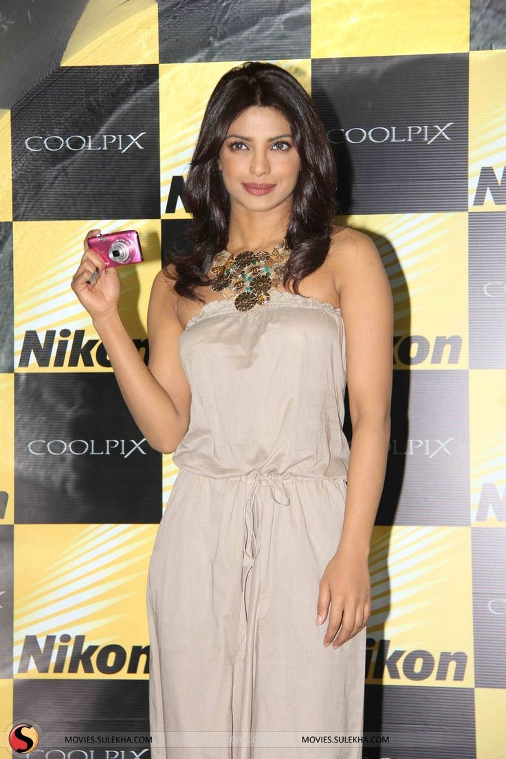 Page 31 of Priyanka Chopra launches new Nikon Coolpix cameras, Priyanka Chopra launches new Nikon Coolpix cameras Photos