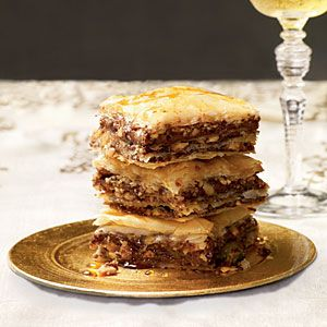 Chocolate Baklava - 16 Best Chocolate Recipes - Cooking Light