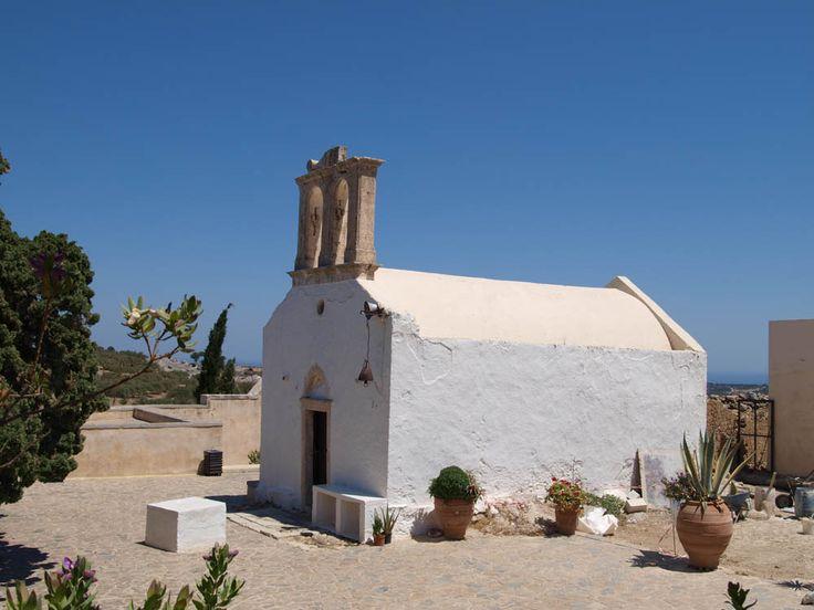 Kera Eleoussa (Our Lady of Mercy) in Crete!