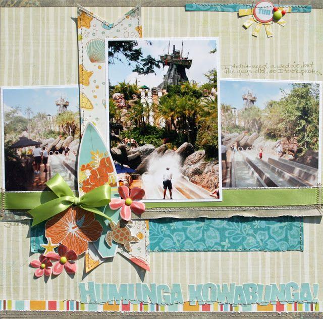 313 Best Echo Park Layouts Images On Pinterest Echo Park