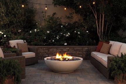 Best 25 eldorado stone ideas on pinterest rock for Eldorado outdoor fire bowl