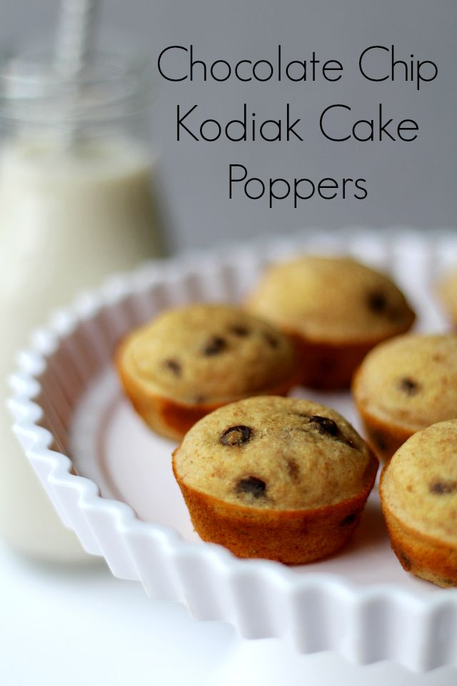 Kodiak Cake Pancake Mix Muffin Recipe