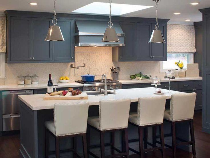 77 Best Blue Kitchen Cabinets Images On Pinterest   Kitchen Cupboards,  Kitchen Colors And Kitchen Ideas