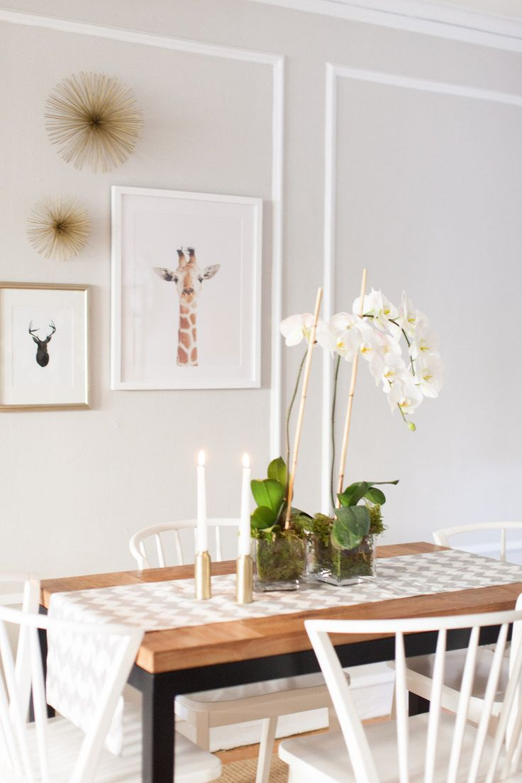 Fun Prints And A Neutral Palette Stylemepretty