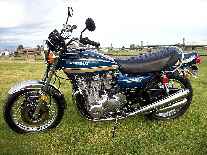 100+ best 1975 Kawasaki Z1b 900cc images on Pinterest | Motorbikes