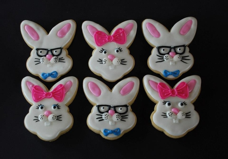 Cookies! - Mr. And Mrs. Bunny