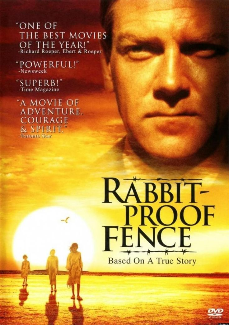 Rabbit-Proof Fence - Poster / Main Image
