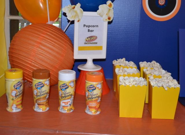 """Photo 2 of 62: Nerf / Birthday """"Ultimate Nerf Party"""" 