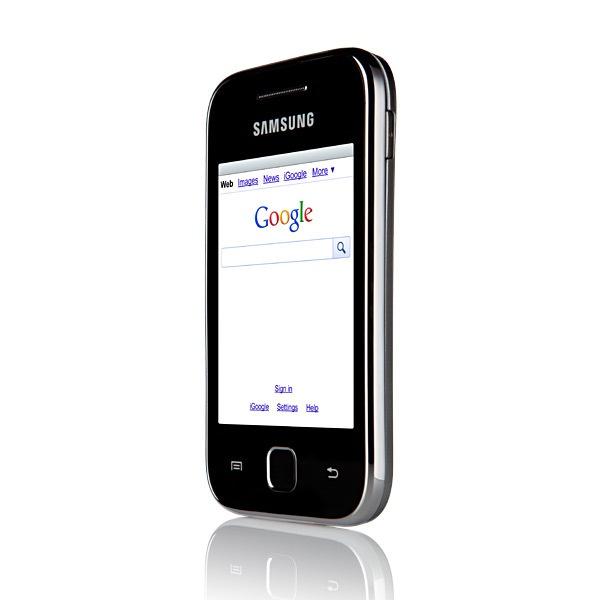 Samsung Galaxy Y - meteor.ie