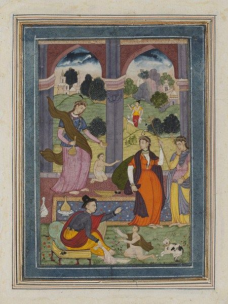 Cultural Encounters: Jesus and Jerusalem in the Mughal Court