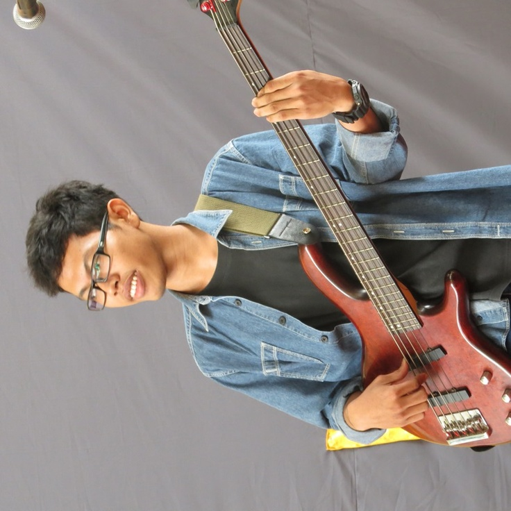 Bassist @Irfan Nursandie