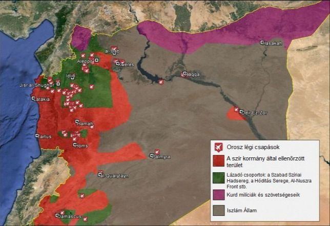 Szíria széteshet, az Iszlám Állam fennmaradhat