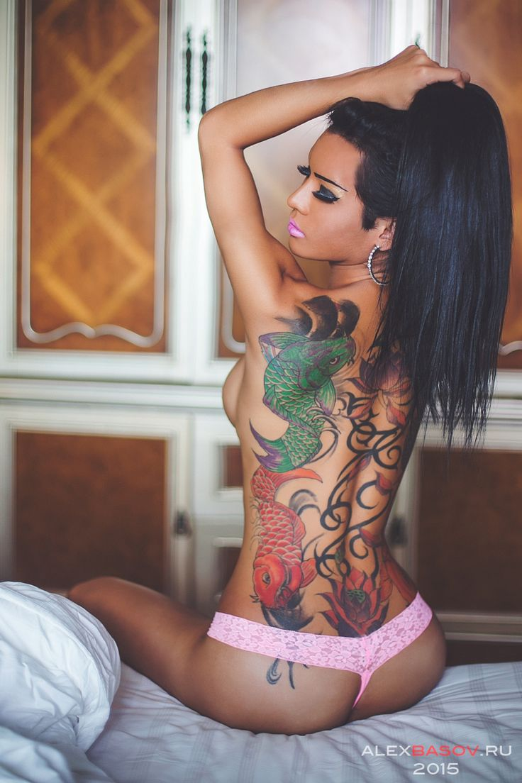 Xxx Tattooed Women